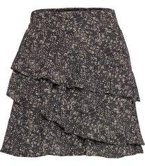 skirt korte rok multi/patroon sofie schnoor