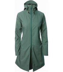 agu regenjas women seq jacket olive-xxl