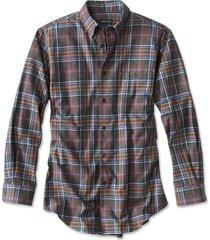 battenkill cotton blend long-sleeved shirt / regular