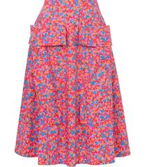 bright french fig the bardot skirt