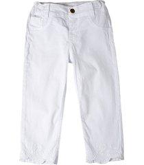pantalon con bordado