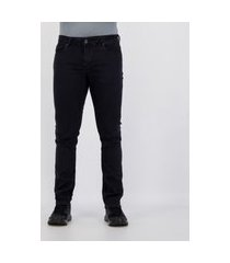 calça jeans volcom brand preta