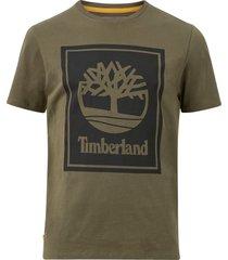 t-shirt yc ss stack logo tee reg