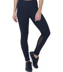 calza leggings negro con transparencias  bia brazil