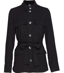 nike jacket zomerjas dunne jas zwart twist & tango