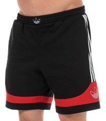 mens team signature trefoil shorts
