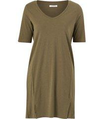 klänning pcebonee 2/4 v-neck dress