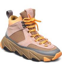 fire sneaker boots höga sneakers multi/mönstrad svea