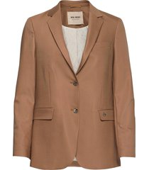 mary night blazer blazers casual blazers beige mos mosh
