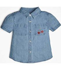 denimowa koszula