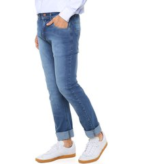 jean azul laundry doble pocket indie azul