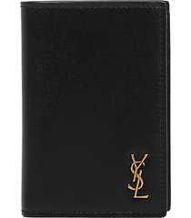 saint laurent monogram wallet
