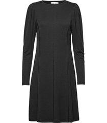 srmolly midi dress jurk knielengte zwart soft rebels