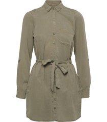 anf womens dresses kort klänning grön abercrombie & fitch