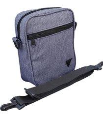 bolso azul vinson dopler