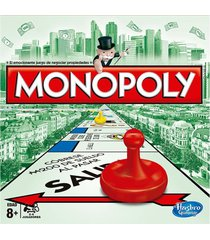 monopoly modular hasbro 26x26x5cm