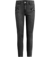 joe's jeans charlie moto ankle skinny jeans