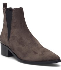 booties shoes chelsea boots grå billi bi