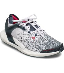 alphatorsion boost m shoes sport shoes running shoes grå adidas performance