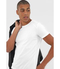 camiseta sergio k logo branca - kanui