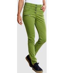 broek dress in groen
