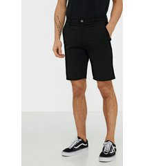 tailored originals shorts - frederic shorts black