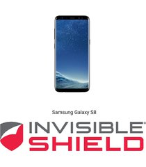 protección invisible shield samsung galaxy s8 full body