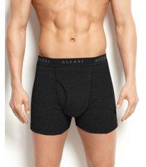 alfani men's big and tall tagless boxer brief, 3-pack