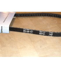 auger drive belt fits toro 3521, 421, 521 and 522 snowthrower 37-9080, 379080
