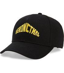 men's heron preston ctnmb logo baseball cap -