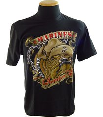 camiseta devil dog marines semper