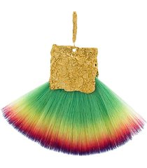 niza huang canvas stick earring - multicolour