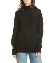 women's r13 distressed cashmere sweater