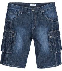 bermuda cargo regular fit (nero) - john baner jeanswear