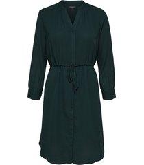 jurk met lange mouwen vrouwelijke -