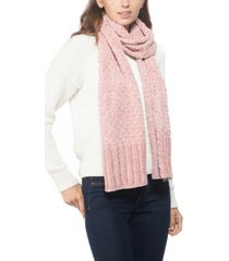 charter club chenille muffler scarf, created for macy's