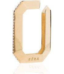 eéra 18kt yellow gold sabrina diamond ear cuff