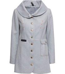cappotto corto (argento) - rainbow