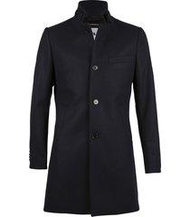 holger compact melton coat