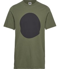 mauro print 3421 t-shirts short-sleeved grön nn07