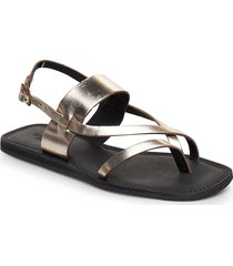 stb-tao strap shoes summer shoes flat sandals guld shoe the bear