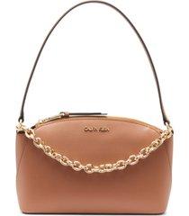calvin klein hailey demi shoulder bag