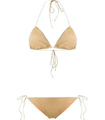 lumiere bikini in lurex
