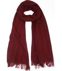 bufanda roja donadonna
