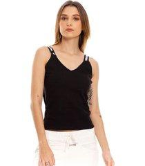 camiseta para mujer con elastico marcado marithe francois girbaud