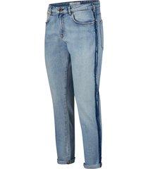 jeans petit ami - tape repair
