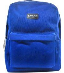mochila azad azul - azul - dafiti