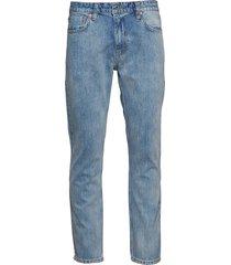 king supply blue slimmade jeans blå just junkies
