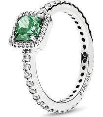 anel beleza eterna verde