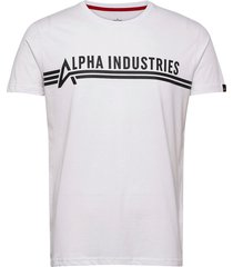 alpha industries t t-shirts short-sleeved vit alpha industries